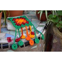 Tejido Al Crochet Bufandas Artesanales
