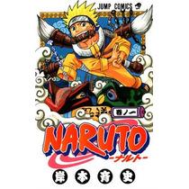 Mangá Naruto Volume 1 Original Japones Pronta Entrega