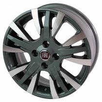 Roda Fiat Palio Sporting R18 Kr Aro 14x6 4x98 Et38 Jogo