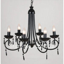 Candil 6 Luces Candelabro