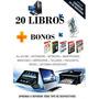 Manuales: Reparación De Computadoras Laptop Tablet Celulares