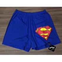 Samba Canção Divertidos- Batman,capitão America, Superman...