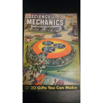Revista Antigua Science And Mechanics Diciembre 1950