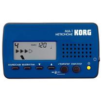 Korg Ma-1 Blbk - Metrônomo Digital + 1 Ano De Garantia