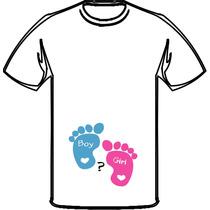 Playeras De Maternidad Para Embarazadas, Personalizadas