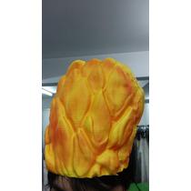 Pelo De Dragón Ball Amarillo De Goma Eva