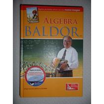 Libros Algebra Aritmética Trigonometría ~ Baldor Pasta Dura