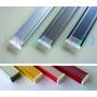 Perfil Aluminio Para Tira De Led 3528 5050 5630 Por Metro
