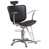 Cadeira Reclinável Hidráulica Maquiagem Sobrancelha - Dompel
