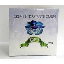 Creme Hidratante Clarin 100g Flora Pura