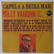 Billy Vaughn Lp Nacional Usado Capela À Beira Mar 1962