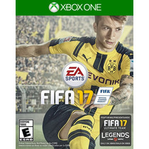 °° Fifa 17 Para Xbox One °° En Bnkshop