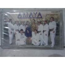 Grupo Amaya - Odiame / Que Gano Yo