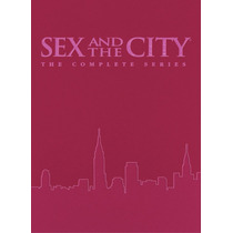 Sex And The City Boxset Diario , Serie De Tv Completa En Dvd