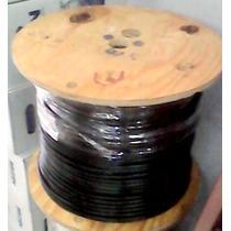 Bobina De 305 Mts Cable Coaxial Rg6 Amphenol (autosoportado)