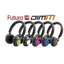 Auricular Xion Bateria Fm Micro Sd Colores Futuroxxi Dimm