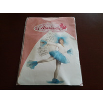 Panty Medias Para Niña Marlenita Talla 6-8, Tono Rosado