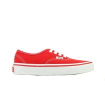 Tênis Vans U Authentic (vermelho)