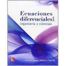 Libro Ecuaciones Diferenciales - Cengel + Regalo