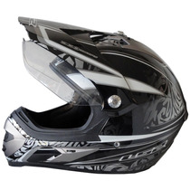 Casco Ls2 Mx433 Cross Con Visor Magnum Devotobikes New 433