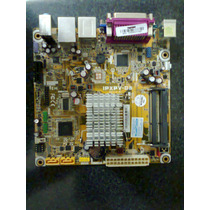 Placa Mae Pcware Mini-itx Ipxpv-d3 Ddr3