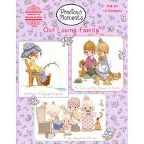 Precious Moments 67 Nuestra Hermosa Familia - 13 Patrones