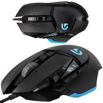 Mouse Logitech Optico Usb G502 Proteus Spectrum Gaming