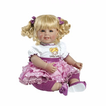 Boneca Adora Doll Bebê Realista Menina Little Lovely 2001601