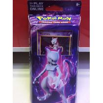 Tarjetas Decks Pokemon Mewtwo 100% Nuevas !!!!!!