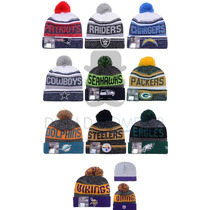Gorros Nfl Tipo Beannies Marca New Era Originales