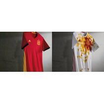 Jersey Eurocopa 2016 España Alemania Italia Rusia Belgica