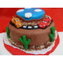 Torta Decoradas Cars O Fototorta