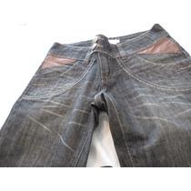 Calça Jeans Feminina Blue Steel P 38