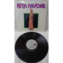 Rita Pavone Lp Nacional Usado Amore Scusami 1977