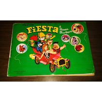 Album De Coleccion Fiesta De Hanna Barbera