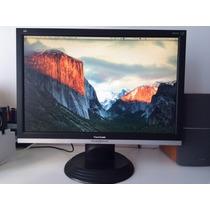 Monitor Viewsonic Lcd 22 Pulgadas Va2216w