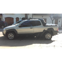 Fiat Strada Adventure Locker 1.6 16v Cabina Doble Gnc 2014