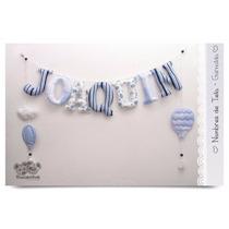 Cartel C/ Nombre Bienvenida Nacimiento Baby Shower Sanatorio