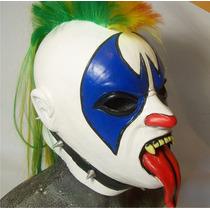 Mascara Luchador Psycho Clown Payaso Envío Gratis