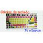 Sticker Protector De Teclas: Personaliza Tu Laptop