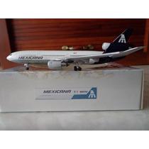 Avion Dc-10-15 De Mexicana Escala 1:400 Marca Latin Classics