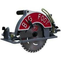Cortadora De Asfalto Y Concreto Big Foot Uso En Contruccione