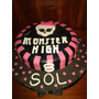 Tortas Infantiles De Cumpleaños Monster High Otros Modelos