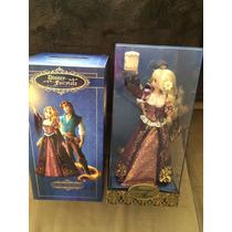 Muñecos Disney Rapunzel Flynn Enredados Fairytale Designer