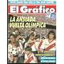 * Revista El Grafico 3685 River Plate Campeon S/poster