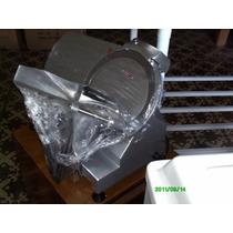 Cortadora De Fiambres Nueva Comercial Cuchilla 30 Cm Kuma