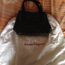 Hermosa Bolsa Salvatore Ferragamo 100% Original!!