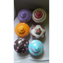 Boneca Cupcake Surpresa Estrela- (coleção Completa)