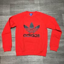 Sudadera Adidas Originals Crew Hombre Bk5868 Look Trendy
