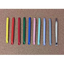 Bombillas Chatas Fabrica Color
